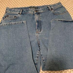 Lauren jeans company Ralph Lauren Capri 16